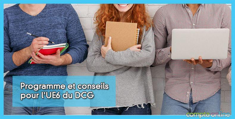 DCG Finance entreprise