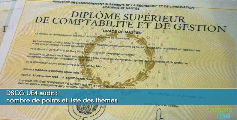 DSCG UE4 audit