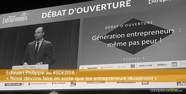 « Nous devons faire en sorte que les entrepreneurs réussissent »