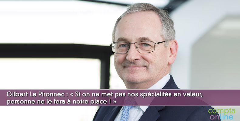 Gilbert Le Pironnec
