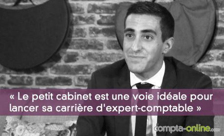 Gilles Bösiger : « Le petit cabinet est une voie idéale pour lancer sa carrière d'expert-comptable »