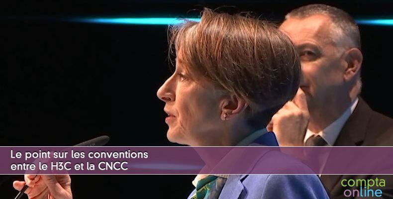 Conventions H3C et CNCC