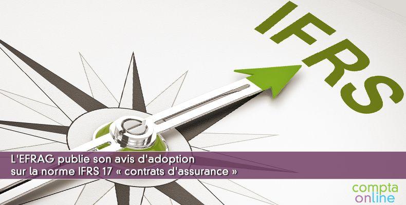 IFRS 17 Contrats d'assurance