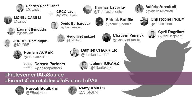 #PrelevementALaSource #ExpertsComptables #JeFactureLePAS