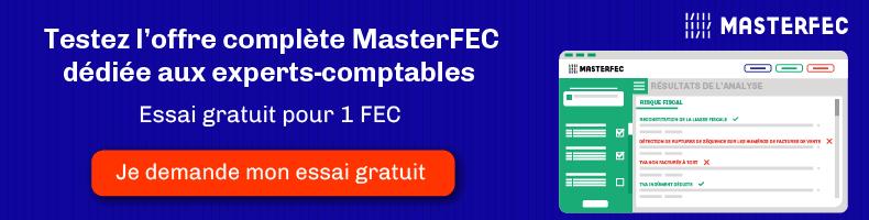 MasterFEC essai gratuit