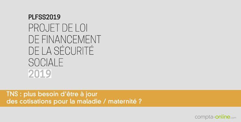 Plfss 2019 Les Indemnites Journalieres Maladie Et Maternite Des