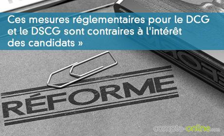 Philippe Germak « Ces mesures réglementaires pour le DCG et le DSCG sont contraires à l'intérêt des candidats »