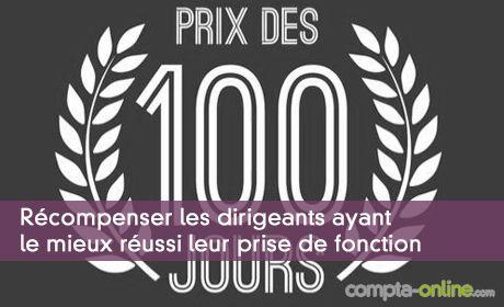 Prix des 100 jours EIM-KPMG