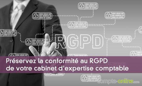 Logiciel de comptabilité et conformité au RGPD