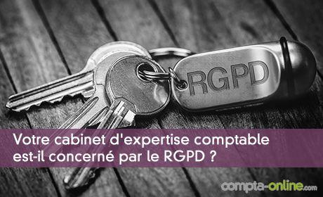 Votre cabinet d'expertise comptable est-il concerné par le RGPD ?
