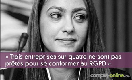 Sanaa Moussaid : Trois entreprises sur quatre ne sont pas prêtes pour se conformer au RGPD