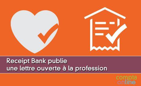 Receipt Bank publie une lettre ouverte à la profession