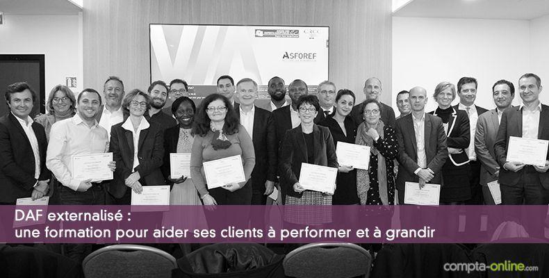 DAF externalisé : aider ses clients à performer et à grandir