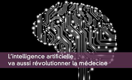 Après le Chiffre, l'intelligence artificielle se tourne vers la médecine