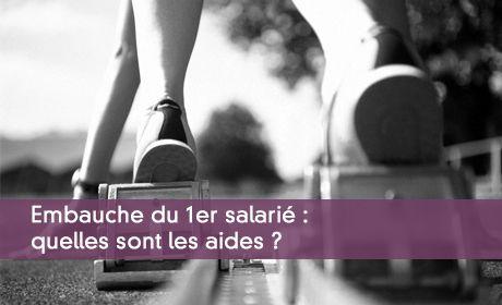 Obtenir l'aide à l'embauche d'un premier salarié !