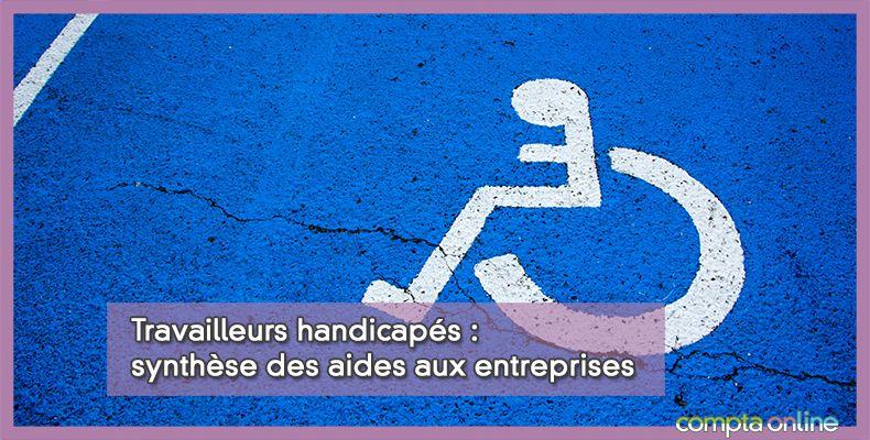 Embauche travailleur handicapé
