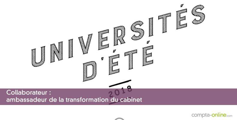 Collaborateur : ambassadeur de la transformation du cabinet
