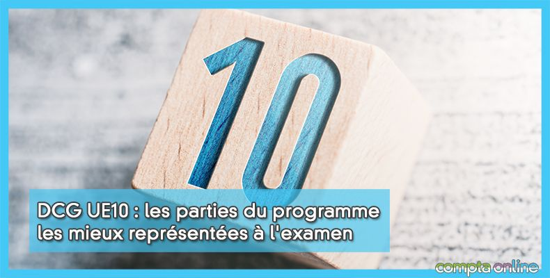 Sujet DCG UE10