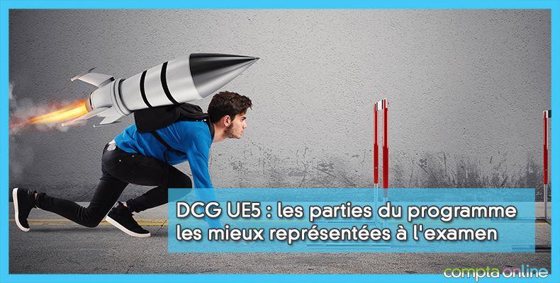 Sujet DCG UE5