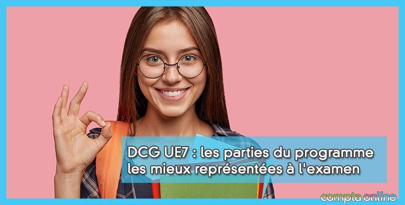 Sujet DCG UE7
