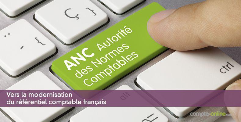 Vers la modernisation du référentiel comptable français
