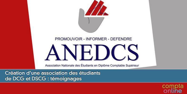 Création d'une association des étudiants de DCG et DSCG : témoignage