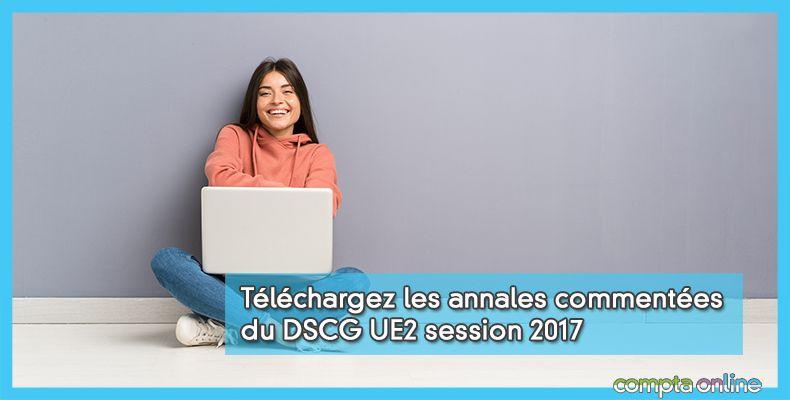 Annales DSCG UE2 Finance