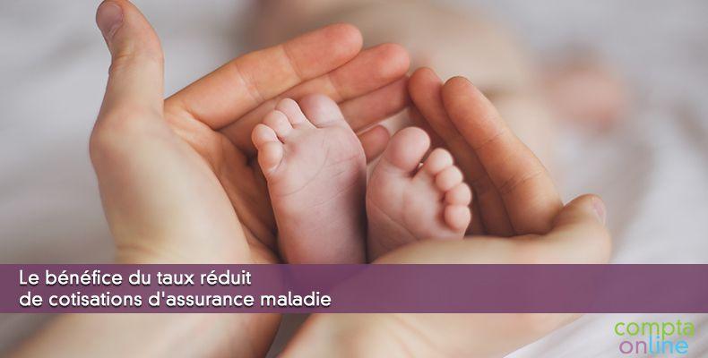 Cotisation assurance maladie