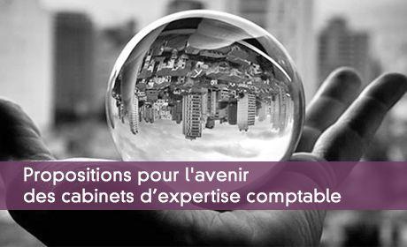 Propositions pour l'avenir des cabinets d'expertise comptable