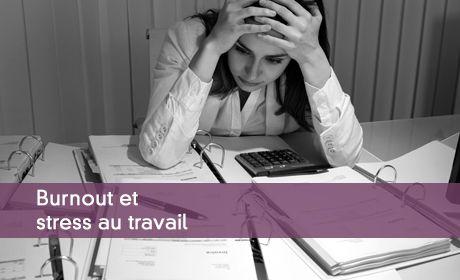 Le stress au travail : un défi collectif !