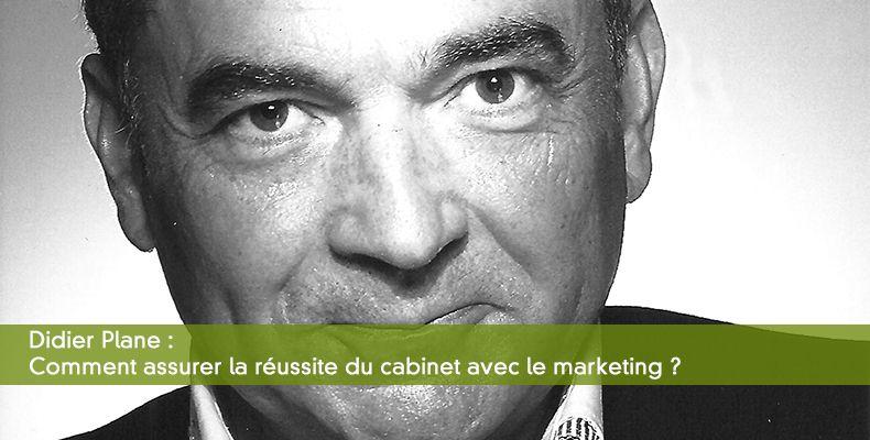 Assurer la réussite du cabinet avec le marketing