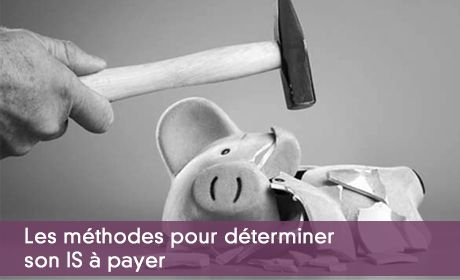 Calcul IS à payer