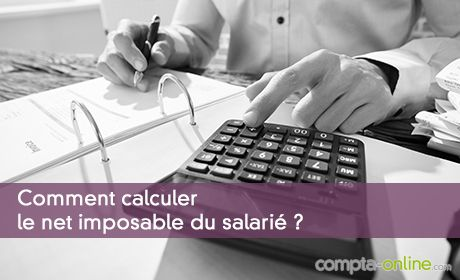 Calcul net imposable