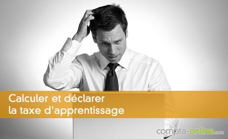 Calculer la taxe d'apprentissage