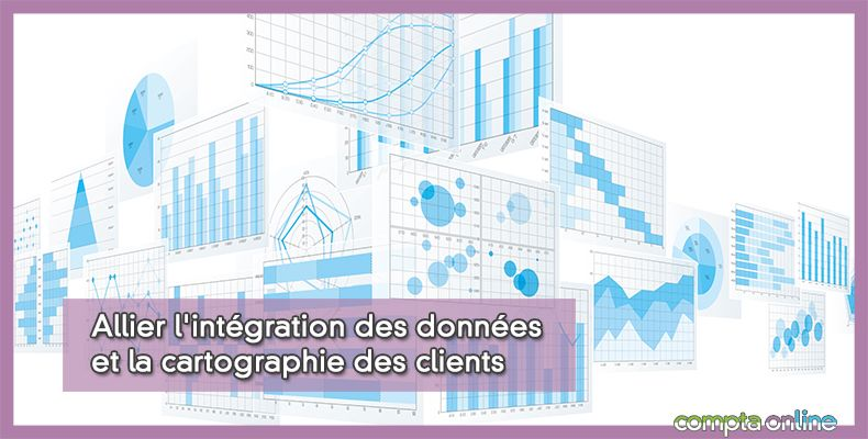 Allier l'intégration des données et la cartographie des clients