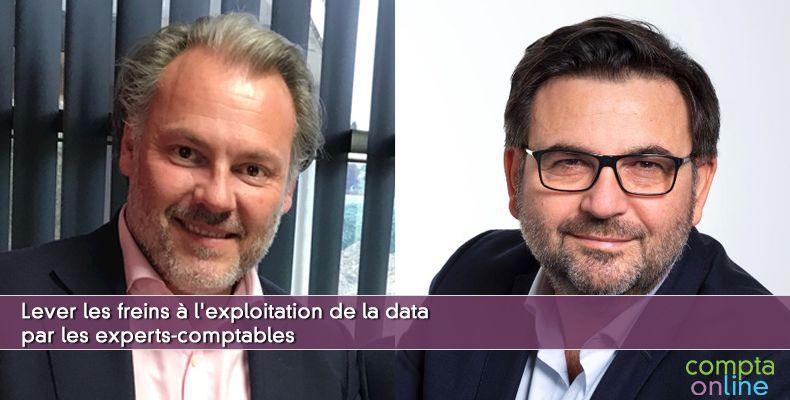 Grégory Desmot et François Méro présentent Cegid Cloud Experts-comptables, Cegid Flow,...