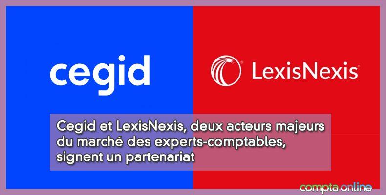 Cegid et LexisNexis