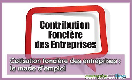 Comment consulter l'avis d'imposition et payer la CFE sur impots gouv.fr ?