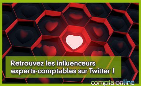 Retrouvez les influenceurs Experts-comptables sur Twitter !