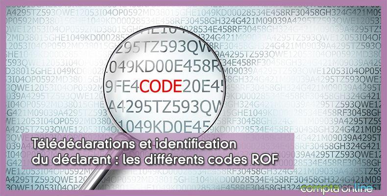Codes ROF