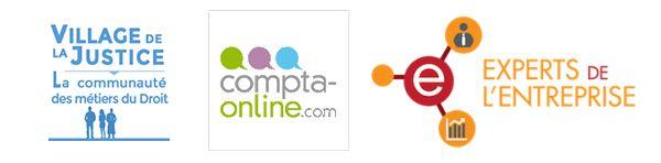 Village de la Justice et Compta Online lancent le site Experts de l'entreprise