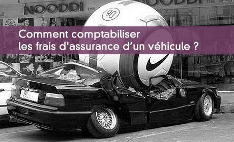 Comptabiliser l'assurance d'un véhicule
