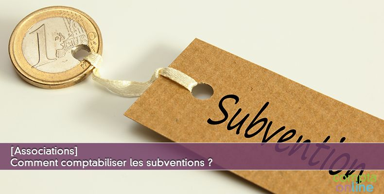 Comptabilisation subventions