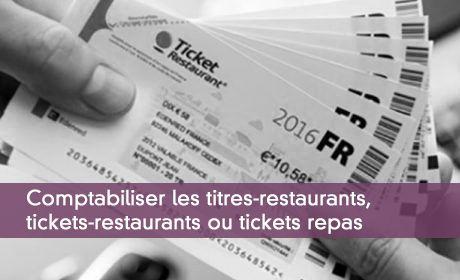 Comptabilisation Des Tickets Restaurants