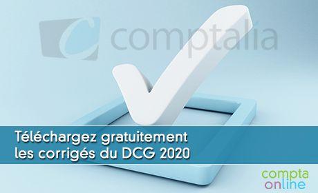 Téléchargez gratuitement les corrigés du DCG 2020