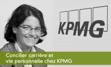 Concilier carrière et vie personnelle chez KPMG