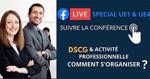 Suivez la conférence vidéo le mardi 17 mars 2020 à 20h en live sur Facebook