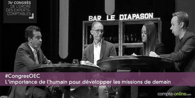 L'importance de l'humain pour développer les missions de demain