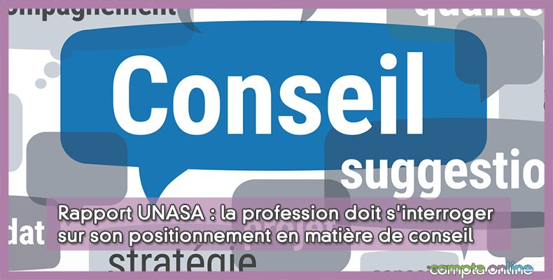 Rapport UNASA