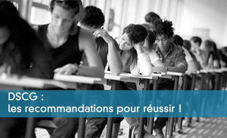 DSCG : les recommandations pour réussir !
